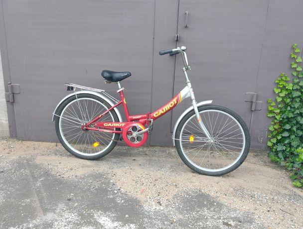 Велосипед складной Салют 24