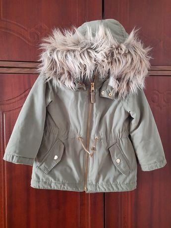 Курточка h&m для дівчинки