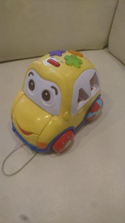Smily Play Auto Sorter Wesołek żółty