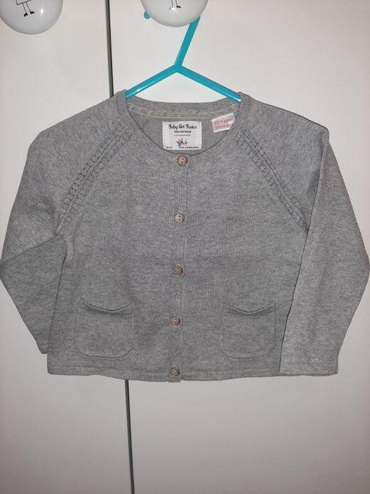 Sweter ZARA r. 86 Warszawa - image 1