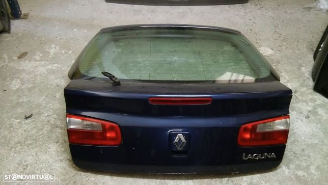 Mala completa renault laguna carro ano 2001