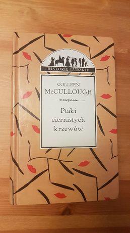 """Ptaki ciernistych krzewów"" Colleen McCullough"