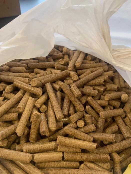 Продаем гранулу, пеллеты из дуба. Киев - изображение 1