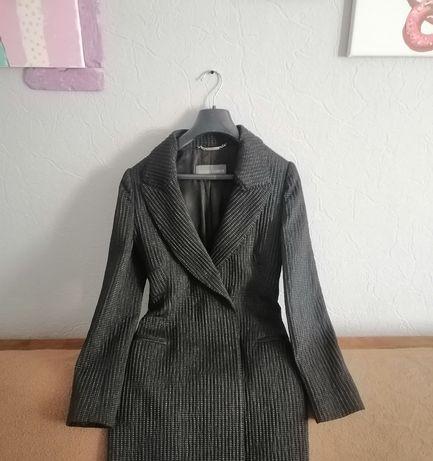 Чорний подовжений піджак/жакет, Alberta Ferretti, розм. M/S. Оригінал!