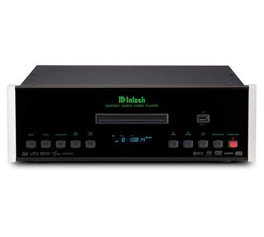 Mcintoshlabs-MVP901-Leitor Universal-CD/SACD/DVD-A/DVD-V/Blu-Ray 4k