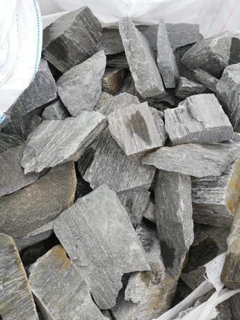 Kamień murowy do gabionu gnejs szary brąz róż kamień z dostawą