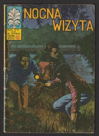 Kapitan Żbik - Nocna wizyta - 1980 - Bogusław Polch , Władysław Krupka