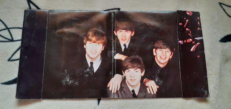 Винил The Beatles emi tonpress