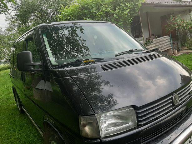 VW Т-4, 2,5TDI 75квт пасжир 8+1