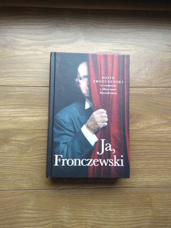 Ja Fronczewski. Piotr Fronczewski w rozmowie...Stan idealny.