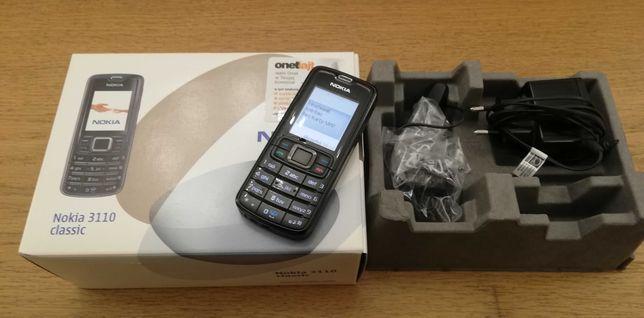 Nokia 3110 classic ładowarka słuchawki komplet