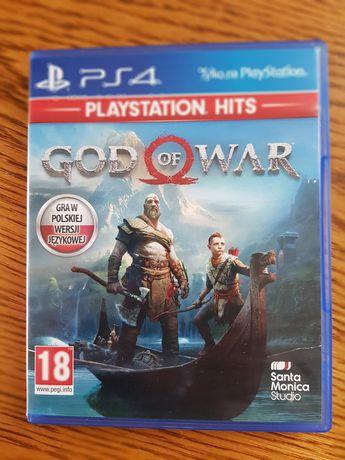 God Of War PS4 PlayStation 4 PL Wersja IDEALNA