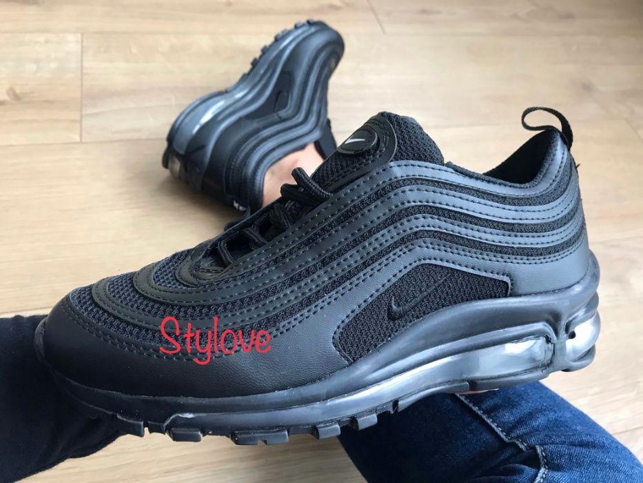 Nike Air Max 97 Rozmiar 38. Czarne . WYPRZEDAŻ!!! Rząchowa - image 1