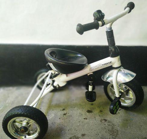 Трёхколёсный велосипед детский!