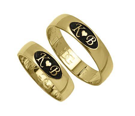 Złote obrączki 585 Royal 017 - Jubiler Goldrun Chorzów