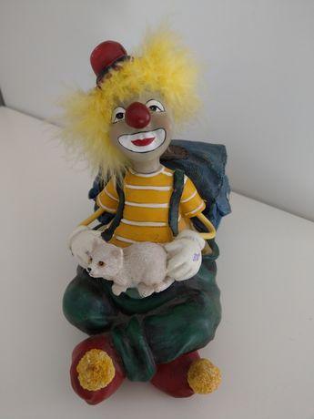 Skarbonka - klaun