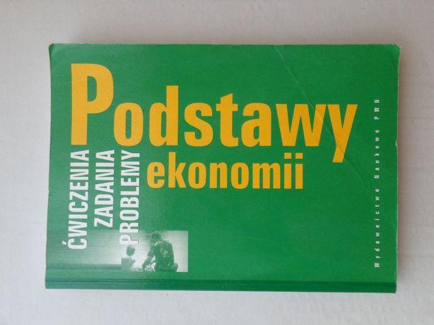 Podstawy ekonomii. Ćwiczenia, zadania, problemy. - Książka.