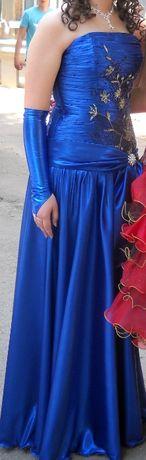 Платье выпускное 48 размер