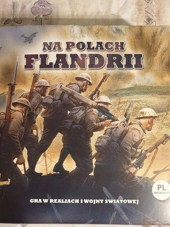 Gra planszowa Na polach Flandrii ( In Flanders Field ) Martin Wallace