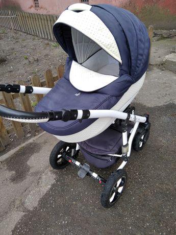 Детская коляска-люлька Adamex Galactic
