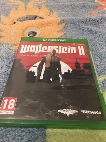 gra wolfestein 2