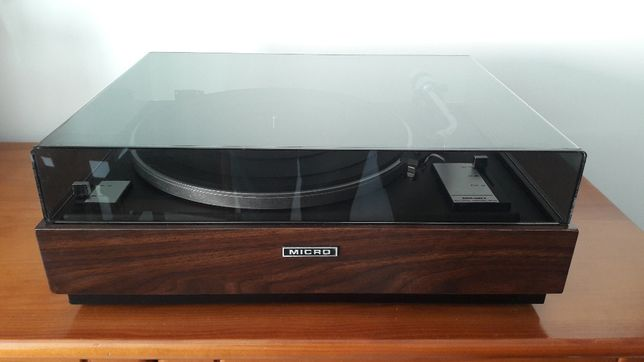 Gira-discos MICRO Turntable MR-111