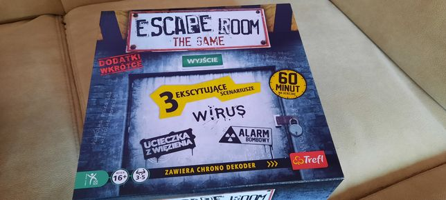 Escape Room - Trefl