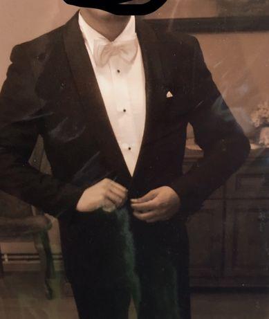 Komplet ślubny - LANCERTO -garnitur /frak ,spodnie