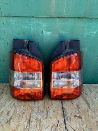 VW T5 lift lampy tył lewa + prawa