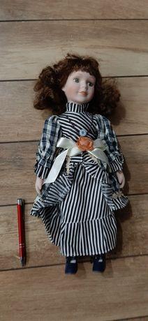 Nowa lalka porcelanowa ręcznie wykonana niemiecka