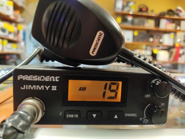 Cb Radio President Jimmy II - Lombard Krosno Betleja