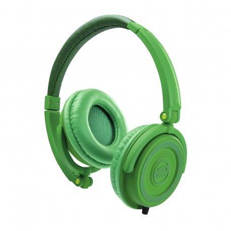 Słuchawki DJ Reloop RHP-5 leaf green NOWE