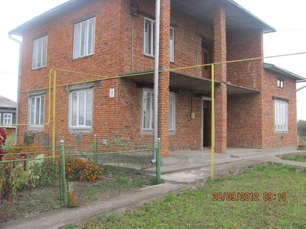 Продам будинок в снятинському районі,