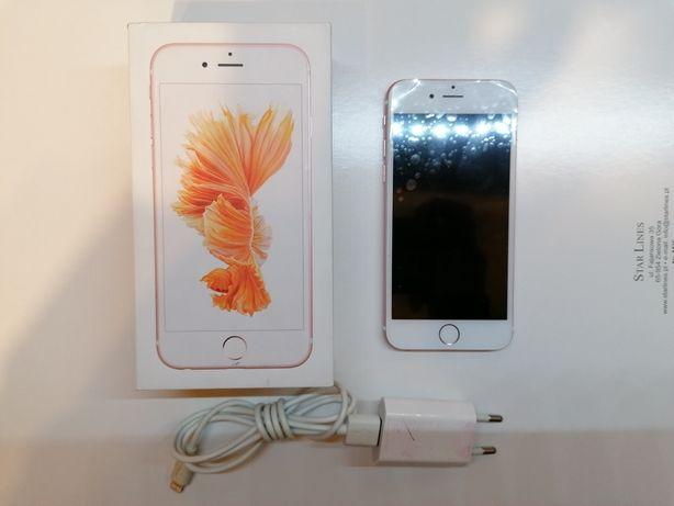 iPhone 6s 64gb rose Gold, 100% sprawny, stan bdb, nowy ekran i bateria