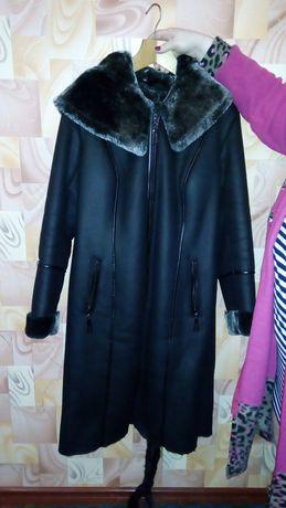 Продам Пальто-дубленка