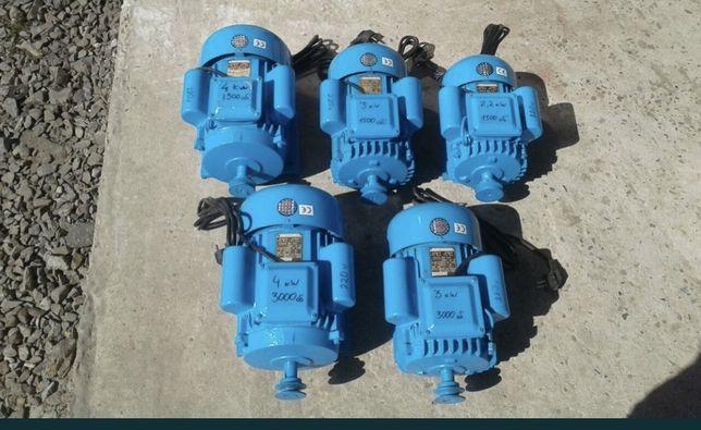 Електромоторы, Елекродвигатель