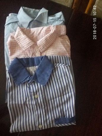 Школьные сорочки на подростка