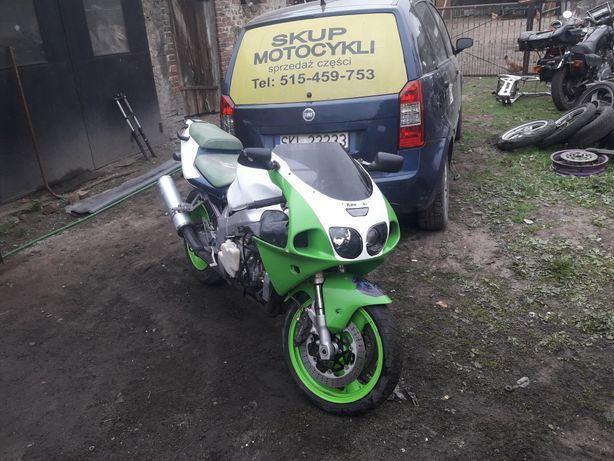 Kawasaki zx7r części zx750 zxr 750