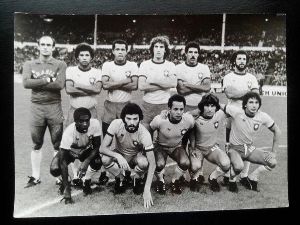 Piłka nożna Drużyny: Brazylia, Argentyna .85-86r. Unikat ! 30 zł