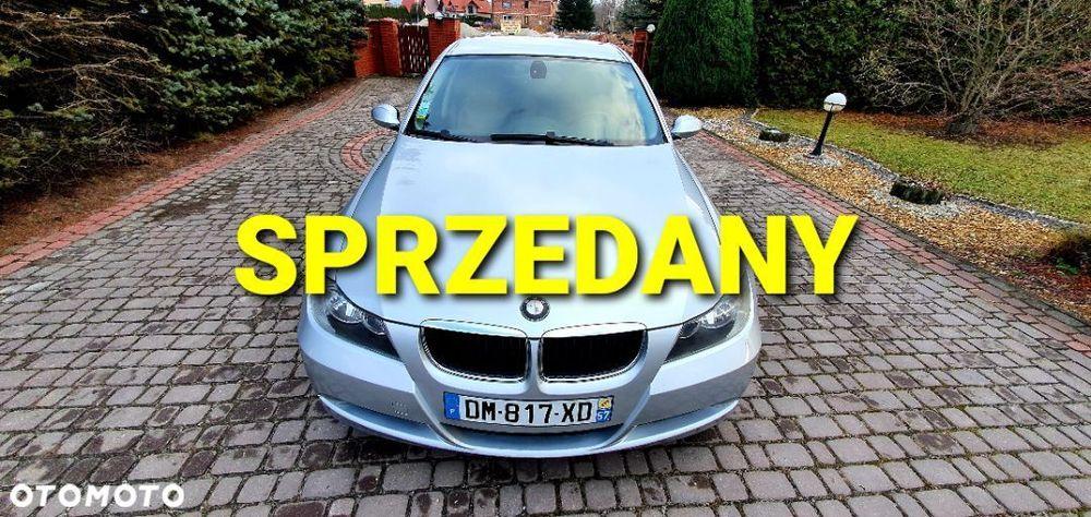 BMW Seria 3 E90 320d 150KM Navi Skóra Stan Wzorowy !! Kańczuga - image 1