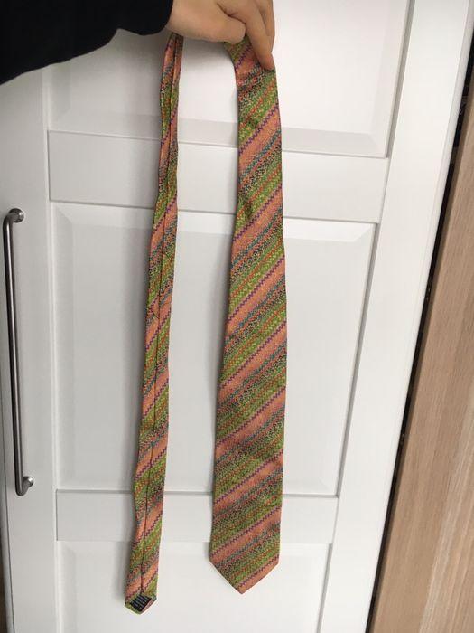 Missoni Cravatte krawat elegancki kolorowy we wzory Wrocław - image 1