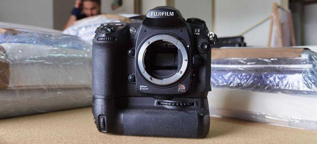 Fujifilm S5 pro (corpo)