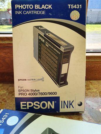 Tusz Epson T5431 oryginał Nowy