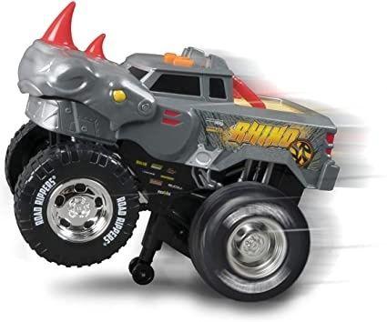 Auto monster truck Road Rippers, Rhinoceros, pojazd interaktywny