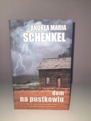 "Andrea Maria Schenkel ,,Dom na pustkowiu"""