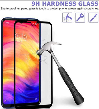 Szkło Hartowane 5D iPhone  11 Xs Xs max Xr X 8 7 6s 6 Plus z montażem
