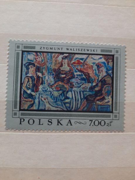 Znaczki polski czyste 1968