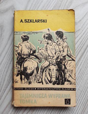 Tajemnicza wyprawa Tomka A. Szklarski