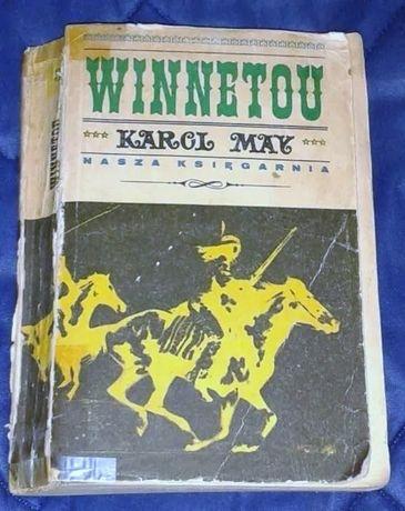 Winnetou - Karol May. Tom - 3
