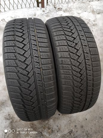 225/55r17 Continental ContiWinterContact ts850 p PARA zimowe opony